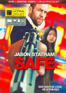 Safe (DVD + Digital Copy + UltraViolet)
