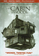 Cabin In The Woods, The (DVD + Digital Copy + UltraViolet)