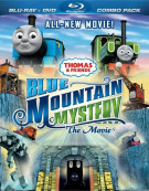 Thomas & Friends: Blue Mountain Mystery - The Movie (Blu-ray + DVD Combo)