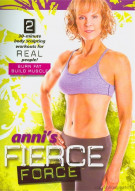 Annis Fierce : Burn Fat Build Muscle Fitness Workout