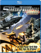 Starship Troopers: Invasion (Blu-ray + UltraViolet)