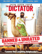 Dictator, The: Banned & Unrated Version (Blu-ray + DVD + Digital Copy + UltraViolet)
