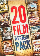 20 Movie Western Pack