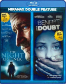 Night Listener, The / Benefit Of The Doubt (Double Feature)