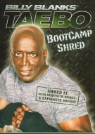 Billy Blanks Tae-Bo: Bootcamp Shred