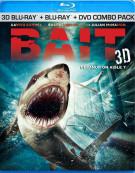 Bait 3D (3D Blu-ray + Blu-ray + DVD)