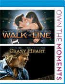 Walk The Line / Crazy Heart (Double Feature)