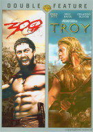 300 / Troy (Double Feature)