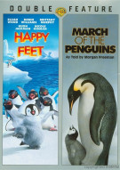 Happy Feet / March Of The Penguins (Double Feature)
