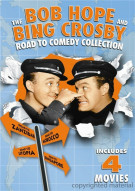 On The Road With Bob Hope And Bing Crosby (Repackage)