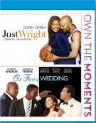 Our Family Wedding / Just Wright (Double Feature)