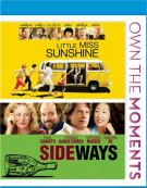 Sideways / Little Miss Sunshine (Double Feature)
