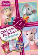 Angelina Ballerina: Celebrate With Angelina (3 Pack)