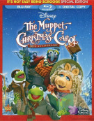 Muppet Christmas Carol, The: 20th Anniversary (Blu-ray + Digital Copy)