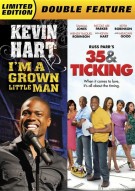 Kevin Hart: Im A Grown Little Man / 35 And Ticking (Double Feature)