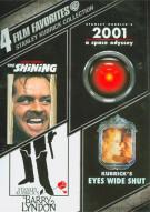 4 Film Favorites: Stanley Kubrick Collection