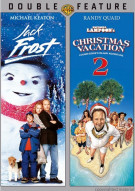 Jack Frost / National Lampoons Christmas Vacation 2: Cousin Eddies Island Adventure (Double Feature)