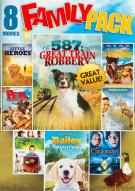8 Movie Family Pack: Volume 2