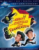 Abbott And Costello Meet Frankenstein (Blu-ray + DVD + Digital Copy)