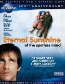 Eternal Sunshine Of The Spotless Mind (Blu-ray + DVD + Digital Copy)