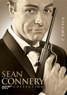Sean Connery 007 Collection: Volume Two