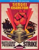 Sergei Eisenstein: Battleship Potemkin / Strike (Double Feature)