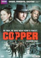 Copper: Season One (DVD + UltraViolet)
