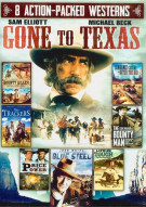 8 Movie Western Pack: Volume 2