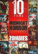 10 Film Midnight Horror Collection: Zombies