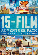 15 Film Adventure Pack