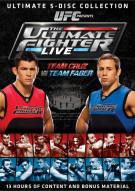 UFC: The Ultimate Fighter Live! - Cruz Vs. Faber