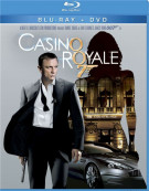 Casino Royale (Blu-ray + DVD Combo)
