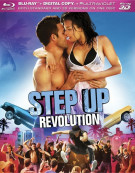 Step Up Revolution 3D (Blu-ray 3D + Blu-ray + Digital Copy + UltraViolet)