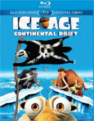 Ice Age: Continental Drift (Blu-ray + DVD + Digital Copy)