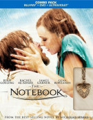 Notebook, The: Ultimate Collectors Edition (Blu-ray + DVD + UltraViolet)