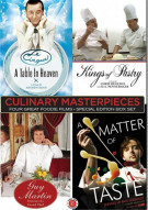 Culinary Masterpieces: Four Great Foodie Films