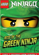 LEGO Ninjago: Masters Of Spinjitzu - Rise Of The Green Ninja - Season Two