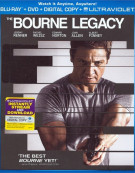 Bourne Legacy, The (Blu-ray + DVD + Digital Copy + UltraViolet)