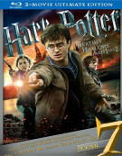 Harry Potter And The Deathly Hallows: Parts 1 & 2 - Ultimate Edition (Blu-ray + DVD + UltraViolet)