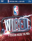 Wired: A Season Inside The NBA (Blu-ray + DVD Combo)