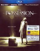 Possession, The (Blu-ray + Digital Copy + UltraViolet)
