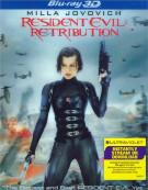 Resident Evil: Retribution 3D (Blu-ray 3D + UltraViolet)