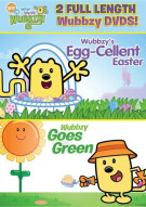 Wow! Wow! Wubbzy!: Wubbzy Easter (2 Pack)