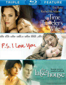 Time Travelers Wife, The / P.S. I Love You / The Lake House (Triple Feature)
