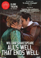 Alls Well That Ends Well: Shakespeares Globe Theatre