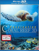 Fascination Coral Reef 3D (Blu-ray 3D + Blu-ray)