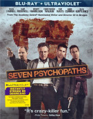 Seven Psychopaths (Blu-ray + UltraViolet)