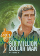 Six Million Dollar Man, The: Season 3