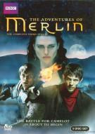 Merlin: The Complete Third Season (Repackage)