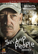 Swamp People: Season Three